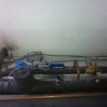 sistema gas caldo