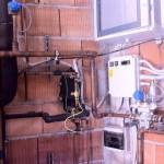 sitema gas caldo e sotto raffredamento